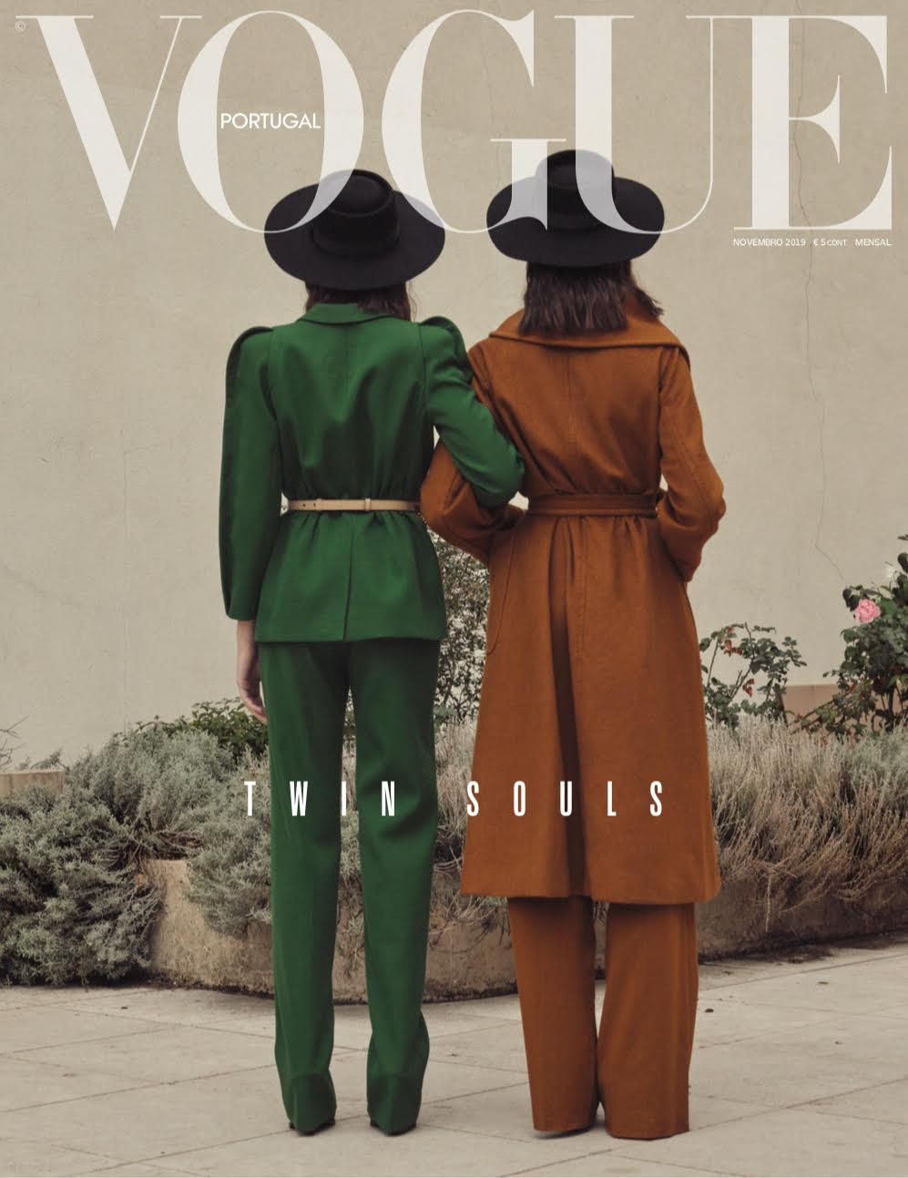 Vogue November cover 1